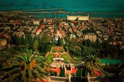 haifa Immagine Stock Libera da Diritti