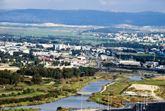 Haifa Imagem de Stock Royalty Free