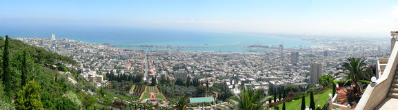 Haifa Stock Photos