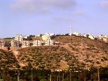 Haifa arabisk fjärdedel 2005 Royaltyfria Foton