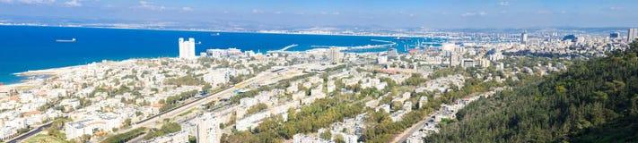 Haifa Bay Royalty Free Stock Photography