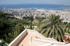 Haifa Royalty Free Stock Photos