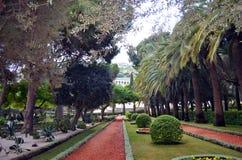 Haifa Garden Stock Images