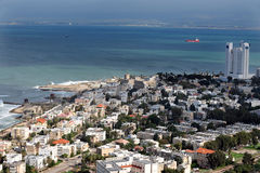 Haifa Israel Royalty Free Stock Photography