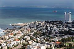 Haifa Israel Fotografia de Stock Royalty Free