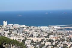 Haifa, Israel Fotografia de Stock