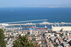 Haifa, Israel Fotos de Stock Royalty Free