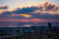Haifa, Israel. Haifa Hebrew: חֵיפָה Hefa [χei̯ˈfa, ˈχai̯fa]; Arabic: حيفا Hayfa, is the third-largest city in the State of Israel after Stock Photos