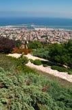 Haifa, Israel, Mittlere Osten Stockbild