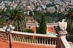 Haifa, Israel, Mittlere Osten Stockbilder