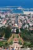 Haifa, Israel, Mittlere Osten Lizenzfreie Stockfotos