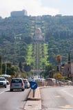 Haifa, Israel, Mittlere Osten Stockfotos