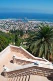 Haifa, Israel, Mittlere Osten Lizenzfreie Stockfotografie