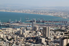 Haifa, Israel Stock Photos