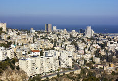 Haifa, Israel Stock Photography