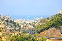 Haifa, Israel Royalty Free Stock Photography