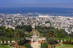 Haifa. Israel. royalty free stock images
