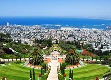 Haifa Israele Immagini Stock Libere da Diritti