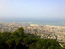 Haifa, Israele Fotografie Stock Libere da Diritti