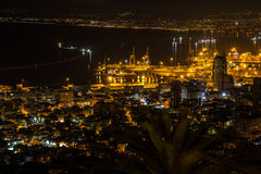 Haifa, Israele Fotografie Stock