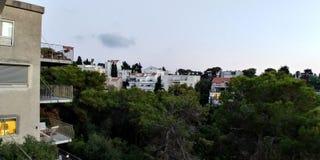 Haifa - nordlig huvudstad Royaltyfria Foton