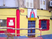 Haifa Old Cafe 2003 Lizenzfreie Stockfotografie