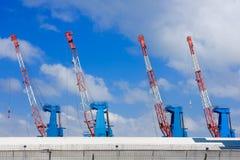 Haifa Port Stock Photography