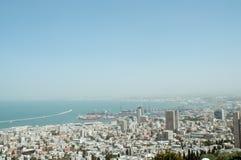 Haifa spring. Royalty Free Stock Image