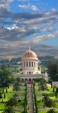 haifa tempel royaltyfria bilder