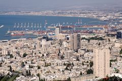 Haifa Royalty Free Stock Image