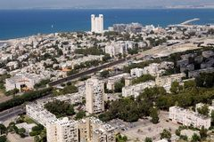 Haifa Stock Photography