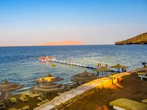 Haifisch-Bucht Ägypten Stockbilder