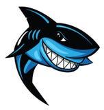 Haifisch-Vektor-Illustration Stockbild