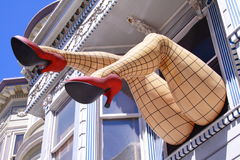 Haight Ashbury, San Francisco Stock Photo