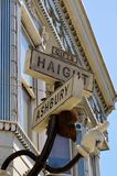Haight Ashbury Stock Fotografie