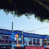 Haight Ashbury Fotografia Stock