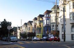 Haight-Ashbury Neighborhood, San Francisco Stock Photos