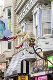 Haight Ashbury, San Francisco Fotografia Stock