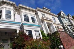 Haight Hasbury en San Francisco Foto de archivo libre de regalías