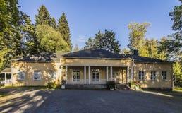Haihara mansion Stock Photo