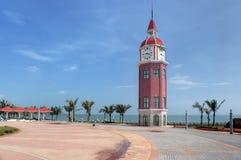 Haikou  Bay views. Taken in Haikou, Hainan, China Royalty Free Stock Photos