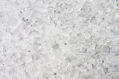 Hail Ice Balls Royalty Free Stock Photography