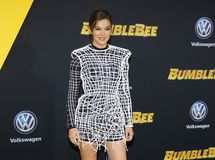Hailee Steinfeld royalty free stock images