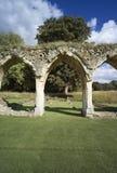 Hailes abbey Royalty Free Stock Photo