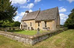 Hailes church, Gloucestershire Royalty Free Stock Images