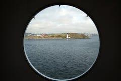 Hailfax, Nuova Scozia Fotografie Stock