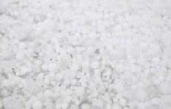 Hailstorm zdjęcie stock