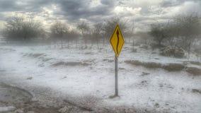 hailstorm Στοκ Εικόνες