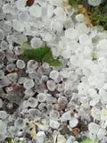 hailstorm stockfotos