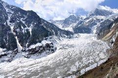 Hailuogou Glacier Royalty Free Stock Images